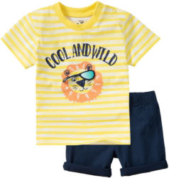Baby T-Shirt und Shorts im Set (Nur online)