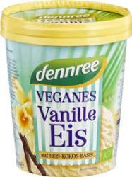 dennree Veganes Bio-Eis