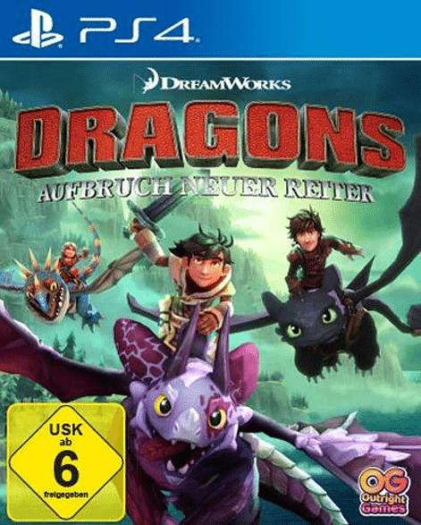 Dragons: Aufbruch neuer Reiter [PlayStation 4]