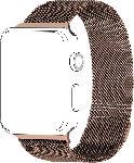 Saturn Armband für Apple Watch 38/40mm Mesh, Rosegold