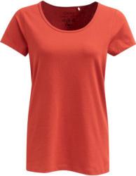 Damen T-Shirt im Basic-Look (Nur online)