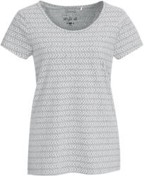 Damen T-Shirt mit Allover-Print