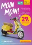 Vespa König City Store Moin Moin! - bis 12.07.2020