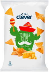 Clever Tortilla Chips Nacho Cheese