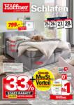 Höffner Schlafenspezial - bis 28.06.2020