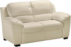 Zweisitzer-Sofa in Textil Beige