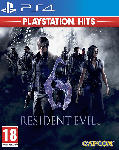 Saturn Resident Evil 6 PS Hits