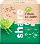 dm-drogerie markt share Feste Dusche Limette & Zitronengras