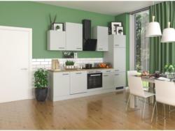 Einbauküche Küchenblock Möbelix Silva G-280-2301-017