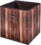 Möbelix Aufbewahrungsbox Wuddi 2 B: 31,5 cm Brauntöne