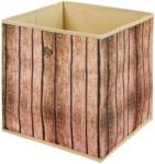 Möbelix Aufbewahrungsbox Wuddi 1 B: 31,5 cm Brauntöne