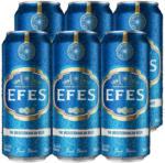 OTTO'S Efes Bier 6 x 50 cl -