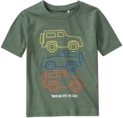 Jungen T-Shirt mit Auto-Motiven