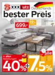 XXXLutz Deutschlands Bester XXXLutz Preis - bis 04.07.2020