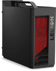 Gaming PC Legion T530-28ICB, RTX2060, Raven Black (90L300KSGF)
