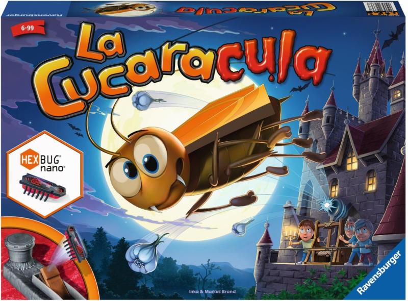 Ravensburger Cucaracula D/F/I -