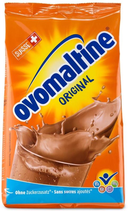 Ovomaltine Original, polvere, 750 g -