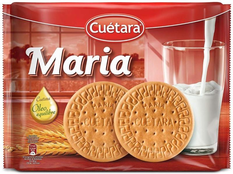 Maria Cuetara Biscuits 800g (4x200g) -