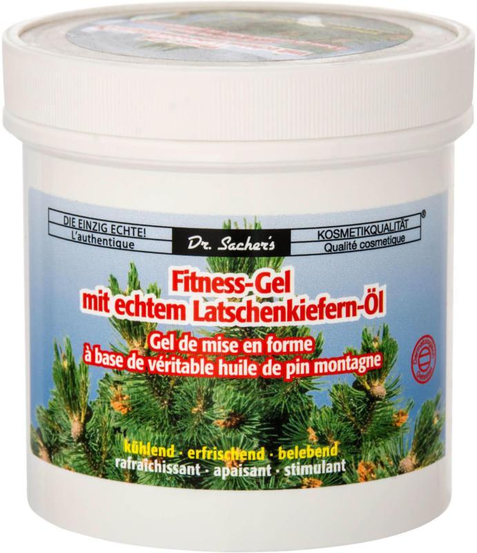 Dr. Sachers Gel Fitness 250 ml -