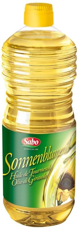 Sabo Sonnenblumenoel 1 Liter -