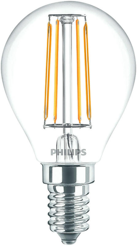 Philips LED Classic 40W P45 E14 WW CL ND 1BC/4 Filament -