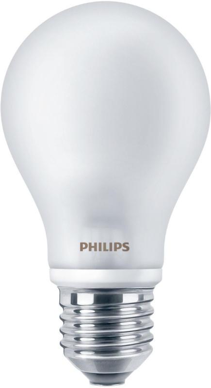 Philips LED Classic E27, forma a pera, 40W -