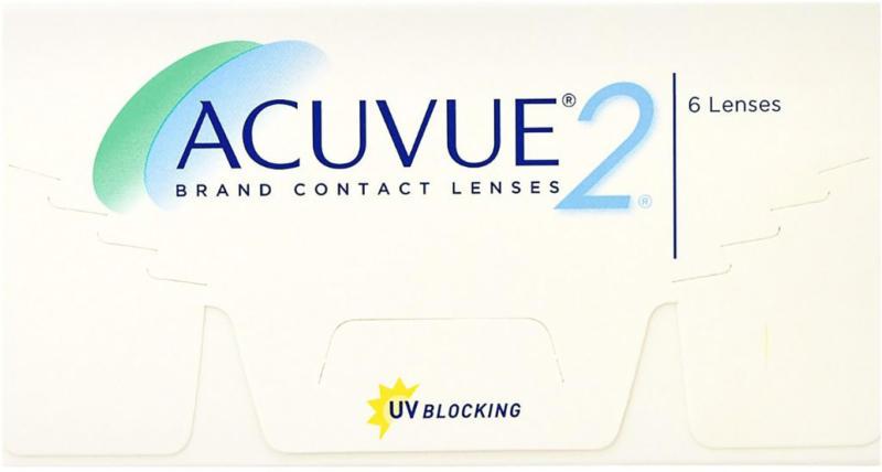 Acuvue 2 - 6 Linsen -