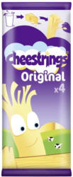 Cheestrings 40 % Fett i. Tr. versch. Sorten, jede 80-g-Packung