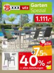 XXXLutz Garten Spezial - bis 05.07.2020