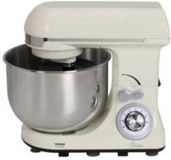 BIKITCHEN Küchenmaschine 600 Watt creme