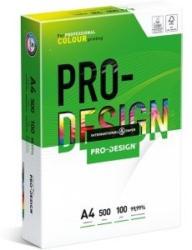 PRO DESIGN Farblaserpapier A4 500 Blatt 100g