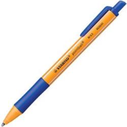 STABILO Kugelschreiber Pointball 0,5 mm blau