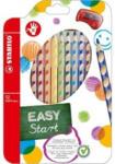 Pagro STABILO Buntstifte Easy Colors für Rechtshänder 12 Stück