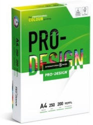 PRO DESIGN Kopierpapier A4 250 Blatt 200g