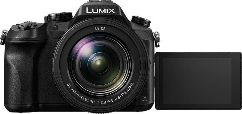 Lumix DMC-FZ2000 mit LEICA Objektiv, schwarz