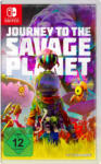Saturn Journey to the Savage Planet