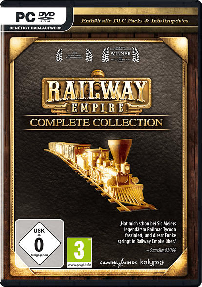 Railway Empire Complete Collection [PC]