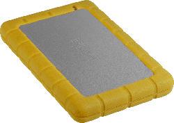 Festplatte 1TB Sleevedisk, extern, USB 3.0, gelb (MD000076)