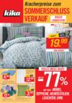 kika kika - Kracherpreise zum Sommerschlussverkauf - bis 29.06.2020