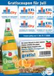 Getränke City Gratiscoupon für Juli - Wolfra Orangensaft - bis 31.07.2020