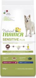 Trainer Hundefutter Sensitive Plus Medium & Maxi Adult Pferd 12kg
