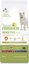 Trainer Hundefutter Sensitive Plus Medium & Maxi Adult Kaninchen 12kg
