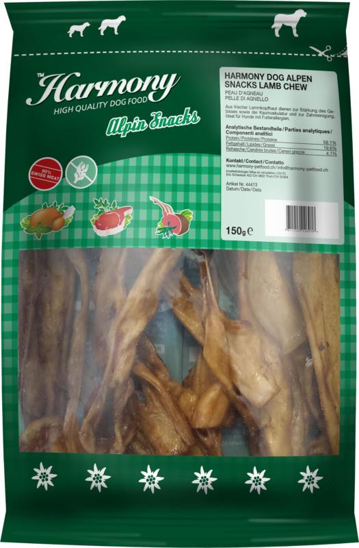 Harmony Alpin Snacks Lamb Chew 150g