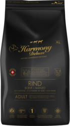 Harmony Dog Deluxe Adult Rind Halbfeuchtfutter 4kg