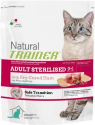 Trainer Feline Natural Sterilised Dry Ham 1.5kg