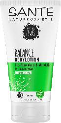 Sante Bodylotion Balance Bio-Aloe Vera & Mandelöl