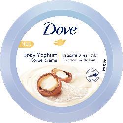Dove Body Joghurts Macadamia & Reismilchduft