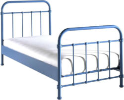 Kinder-/Juniorbett New York 90x200 cm Blau
