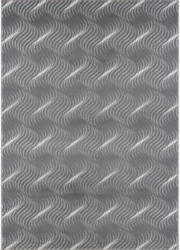 Hochflorteppich Enna in Grau ca. 160x230cm
