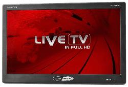 Fernseher PDVBT101 Tragbarer LED TV 10.1 Zoll